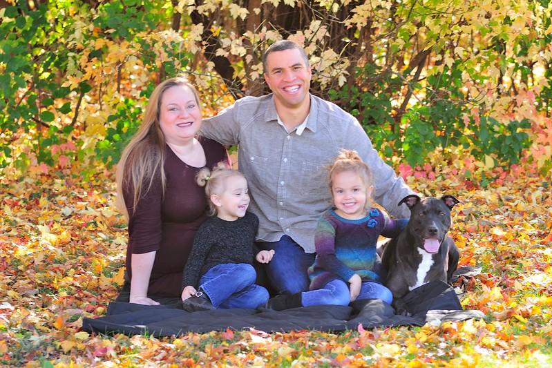 Archer-Larson Family 2017