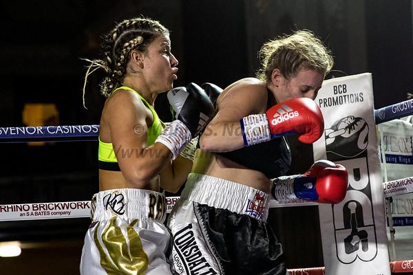 Kirstie Bavington vs Katarina Vistica