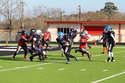 East TX Gators vs Shreveport Elite Football