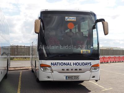 Blackpool Coach Parks 28-02-2016