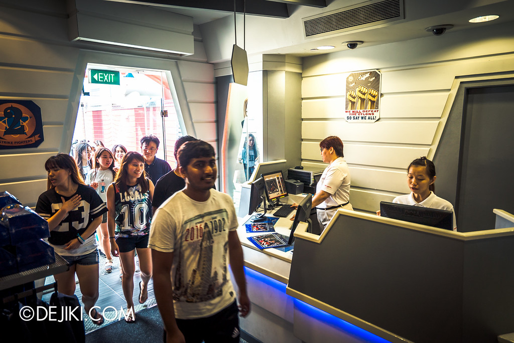 Universal Studios Singapore - Park Update May 2016 / On-Ride Photos taken over by Digiphoto Entertainment Imaging