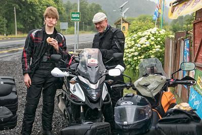 Motorradtour Patagonien 2017/2018