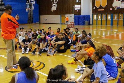 Girls Basketball Tryouts 11/9/16