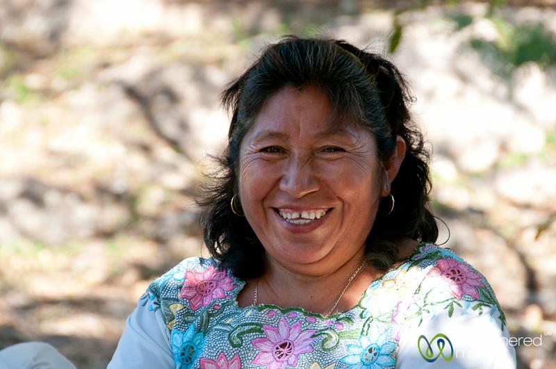 Yucatan Woman - Mexico