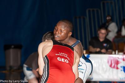 55kg Spenser Mango v. Lasha Gogitadze