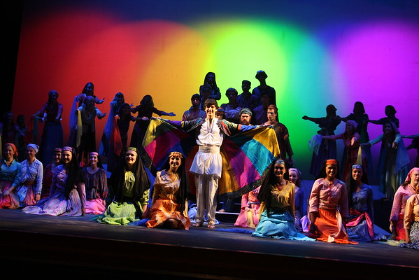 Joseph and the Amazing Technicolor Dreamcoat 2012