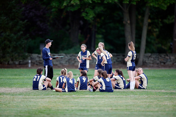 Varsity Girls' Soccer