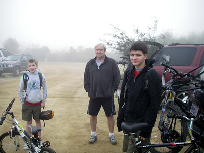 2/1/2009 - Mountain Biking @ Laguna Woods
