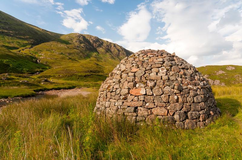 Stone Cairn, Glencoe