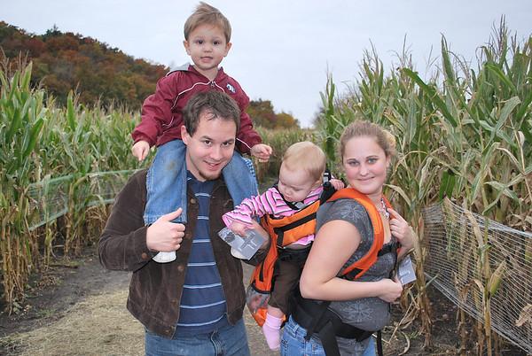 Pumpkin Farm - October 2009
