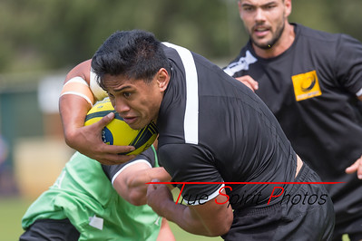 Buildcorp NRC Brisbane City vs Perth Spirit 02.10.2016