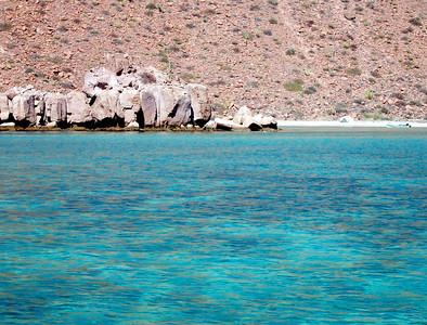 Isla Espíritu Santo, November 2008