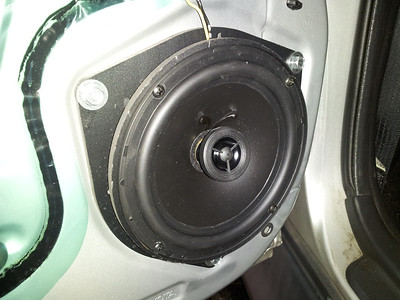 Scion Speaker Installations
