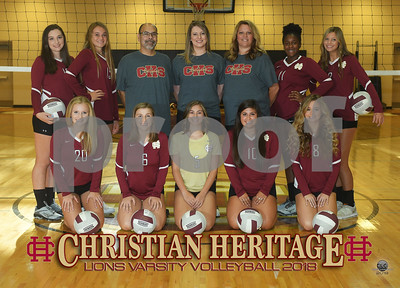 Christian Heritage 2018