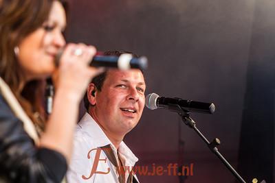 Bevrijdings festival Zwolle met Barcode