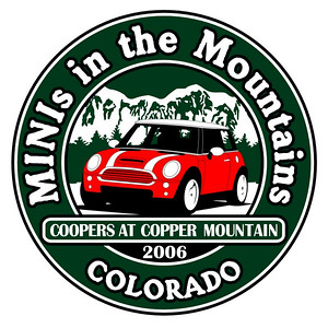 MINIs in the Mountains 2006