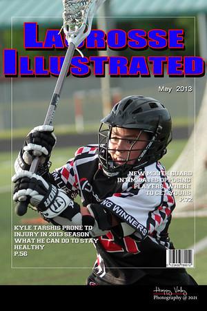 Magazine covers 2013
