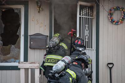 Littleton Lakeview Street Fire