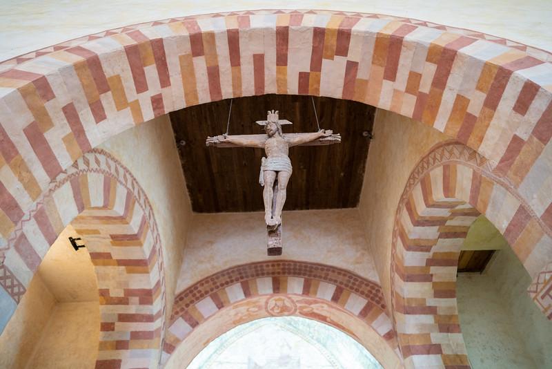 Church of Saint Ceneri le Gerei, Normandy