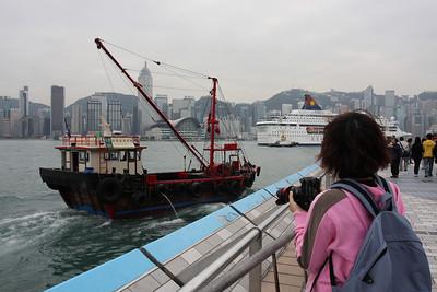 Tsim Sha Tsui and Wan Chai Tour (29/12/2007)