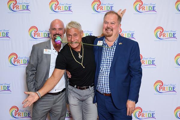 GS Pride Gala - Red Carpet