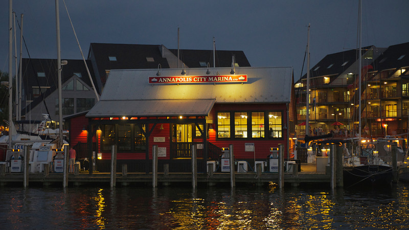 Weekend in Annapolis