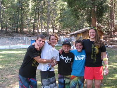 2013 6th Grade Summer Camp