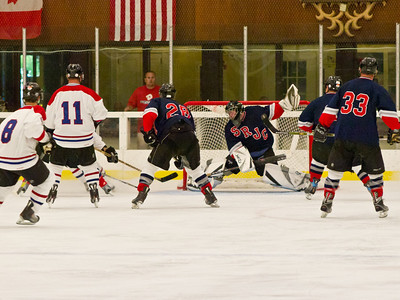 40A - United Nations 40's vs. Red Barn Ice Dogs