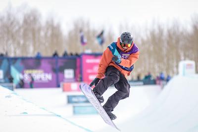 2020-Feb-27 Burton US·Open Snowboarding Championships | Halfpipe Semi-Finals