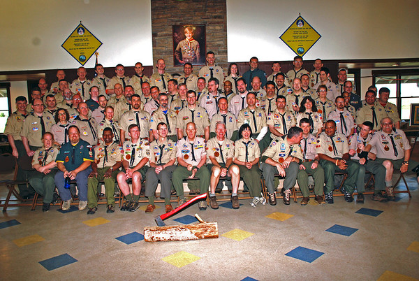 2013 Patrol and Staff Groups