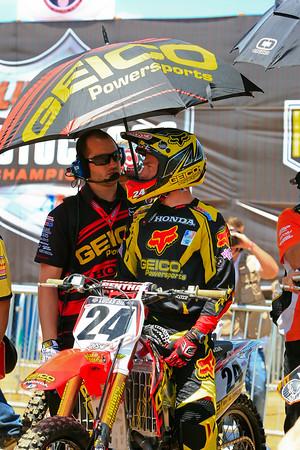 Hangtown Classic 2010 Chad Reed Winner