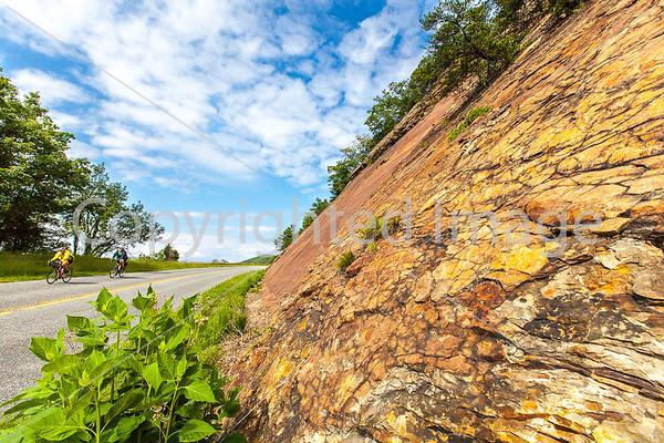 Blue Ridge Parkway Bike Ride - ACA - Day 4