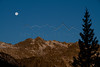 Full Moon over Holy Cross Ridge, CO