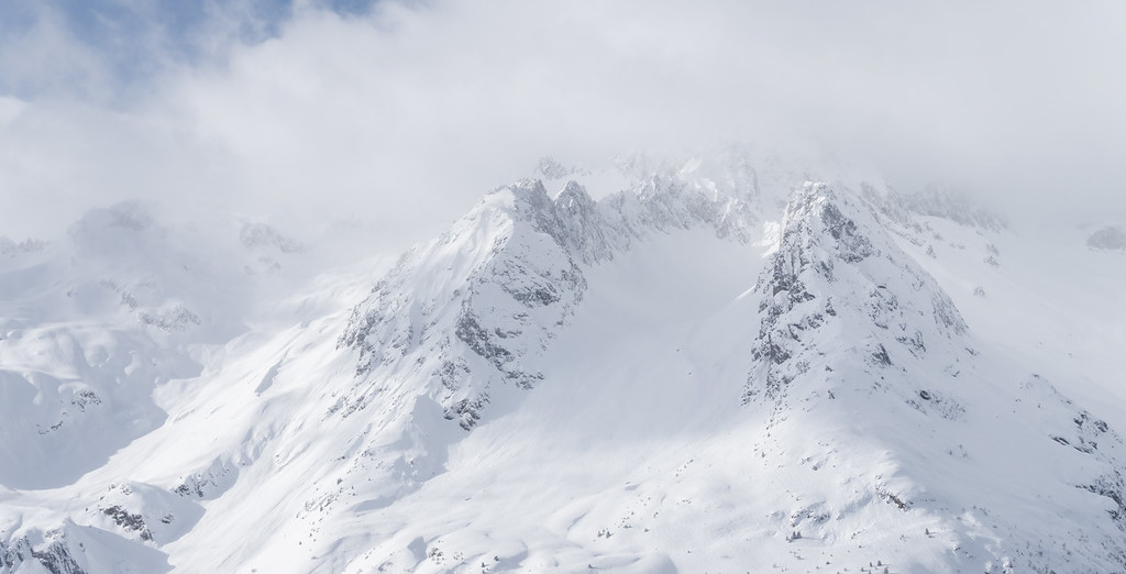 Montañas alpinas