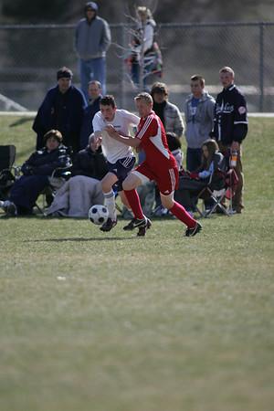 Timpanogos Soccer 2008