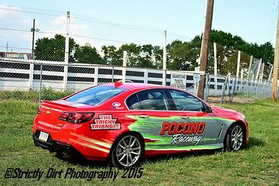 Snydersville Raceway 05-22-15
