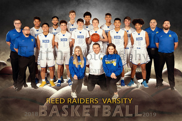 Reed Boys Basketball