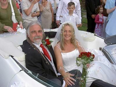 Linda & Steves Wedding 2006