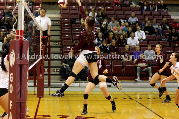 131109 Womens Volleyball Seattle Pacific University Falcons versus Central Washington University Wildcats Snapshots