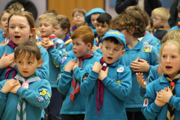 Beavers - Founder's Day 2017