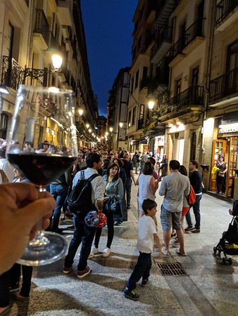 Bordeaux and Basque Country, 5/24/2018 - 6/2/2018