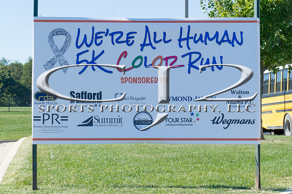10-1-2017 We Are All Human Color Run