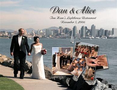 Dan & Alice's Wedding Album