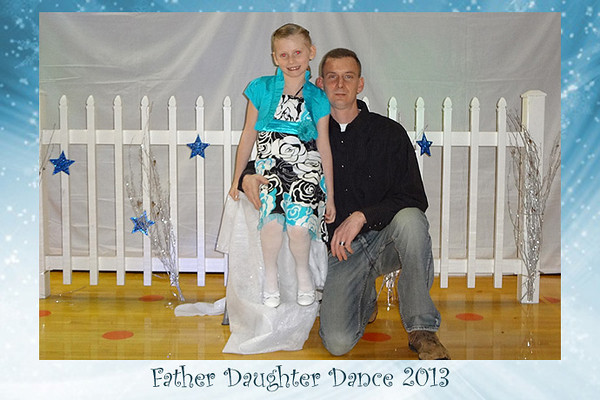 2013 GHS Father/Daughter Dance