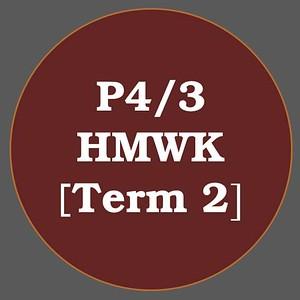 P4/3 HMWK T2