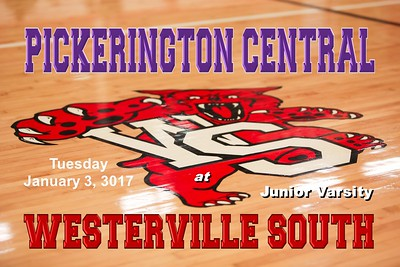 2017 JV Pickerington Central at Westerville South (01-03-17)