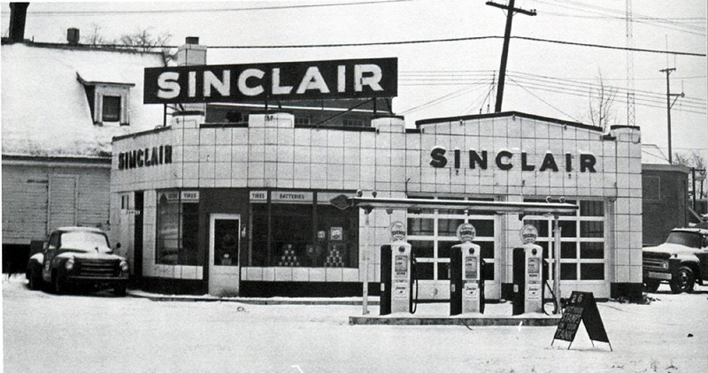 Sinclair 102 E Green