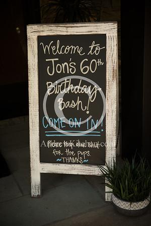 Jons 60th Birthday