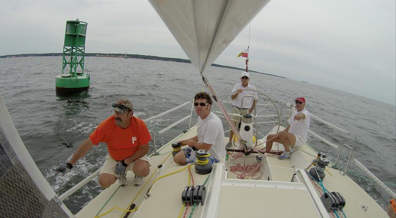 7/19 Ed, Mark, Sam, Mayo