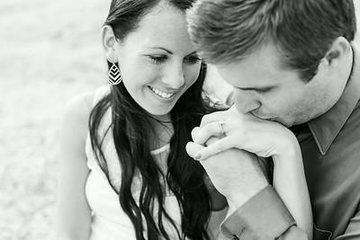 Eric + Melissa Engagement